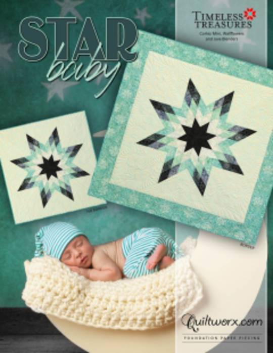 Quiltworx Star Baby