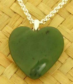 Greenstone Heart