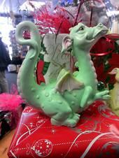 So Cute Green Dragon