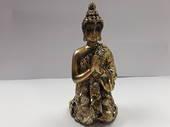 Gold Praying Buddha
