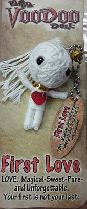 First Love Watchover Voodoo Doll