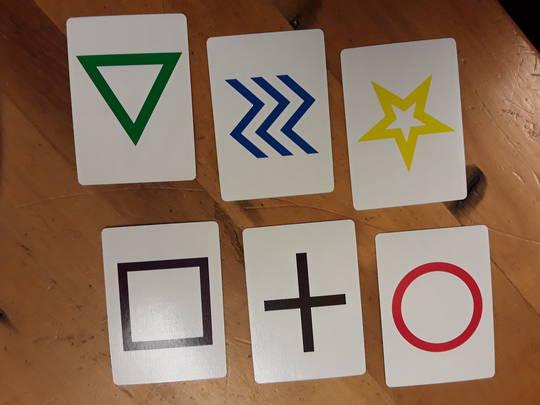 ESP Testing Cards