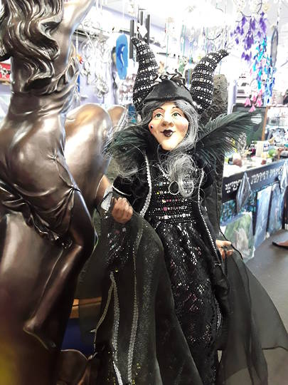 Maleficent Witch
