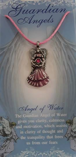 Angel of Water Necklace