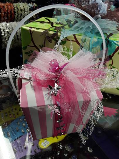 Pink Themed Free Gift Wrapping