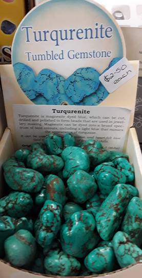 Small Turqurenite Piece