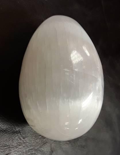 Small Selenite Egg