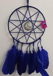 Blue Moon Elf Star and Witch Dreamcatcher ES103
