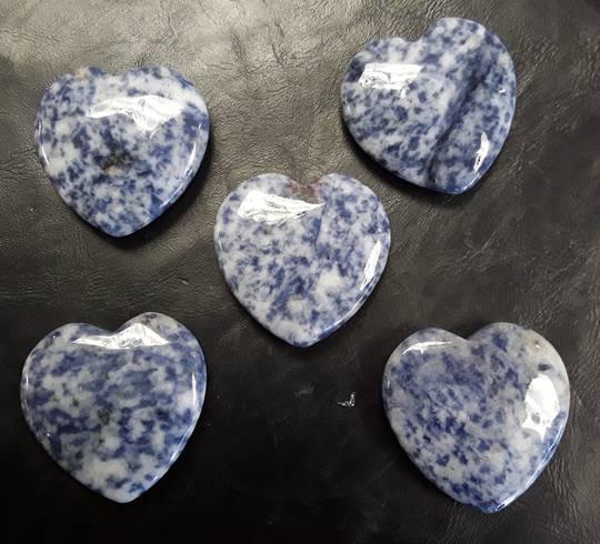 Sodalite Heart CT