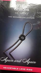 Fifty Shades Again and Again Cock Ring