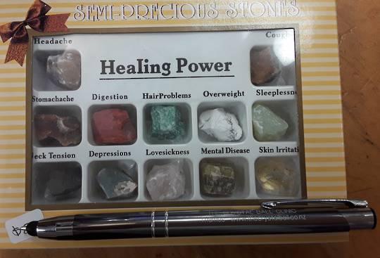 Unpolished Crystal Healing Selection Box