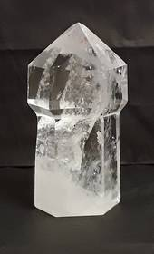 Quartz Crystal Scepter 12cms