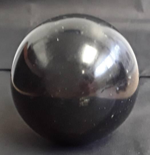 Black Tourmaline Crystal Ball 6cms