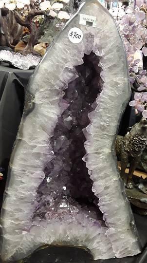 Amethyst Geode 18.24 kgs