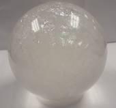 Quartz Crystal Ball 6.9cms