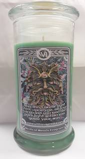 Mystical Woods Large Candle
