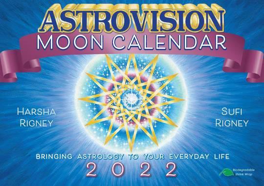 Astrovision Moon Calendar 2022
