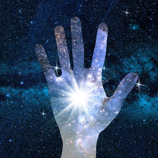Intuitive Palm Reading Zoom Session 1 hour