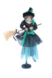 Ingrid Witch on Stand