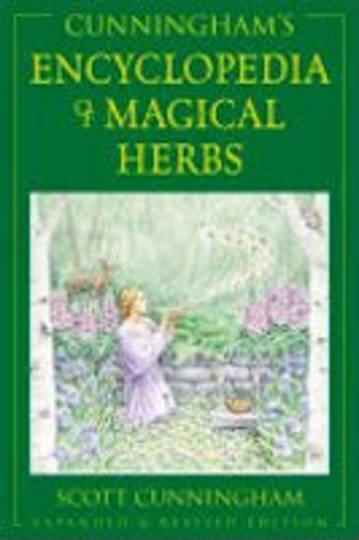Cunninghams Encyclopedia of Magical Herbs