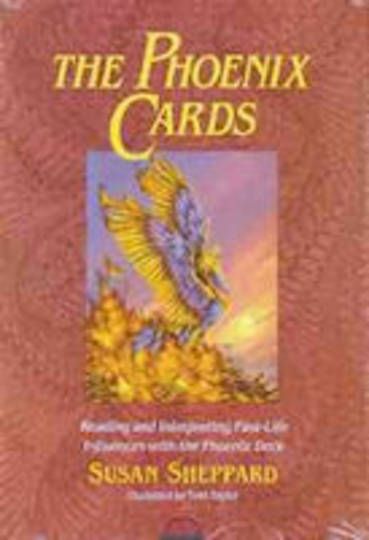 Phoenix Cards Set: Reading and Interpreting Past-life Influences with the Phoenix Deck