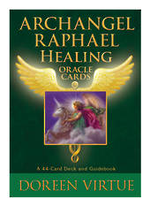 ArchAngel Raphael oracle cards