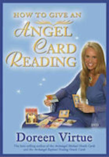 DVD-How to Give an Angel Card Reading