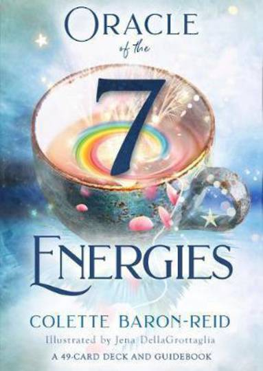 Oracle of the 7 Energies A 49-Card Deck and Guidebook