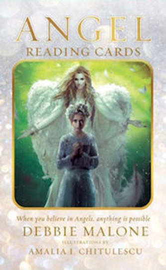 Angel Reading Cards When You Believe in Angels Anything is Possible