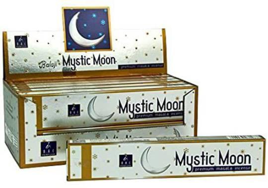 Balaji Mystic Moon Incense 15gms