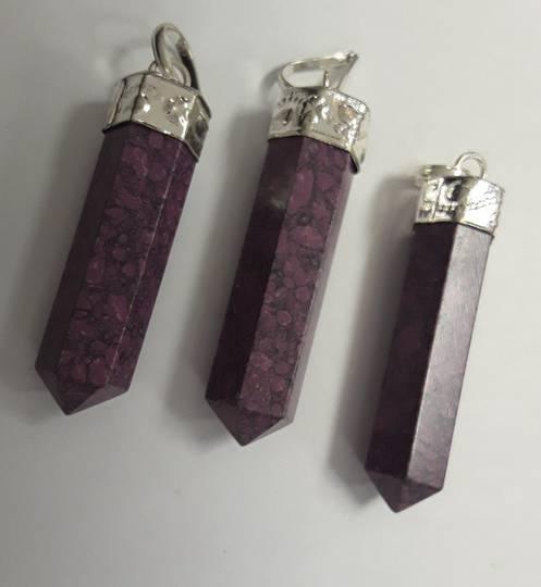 Basic Charolite Pendant