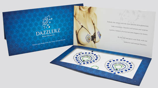 Blue dazzlerz