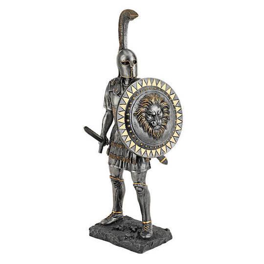Greek Hoplite Warrior statue