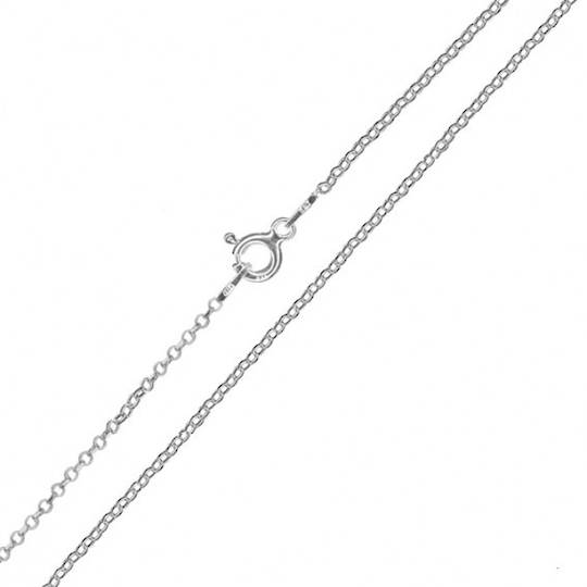 Sterling Silver Belcher Neck Chain CSB1/40