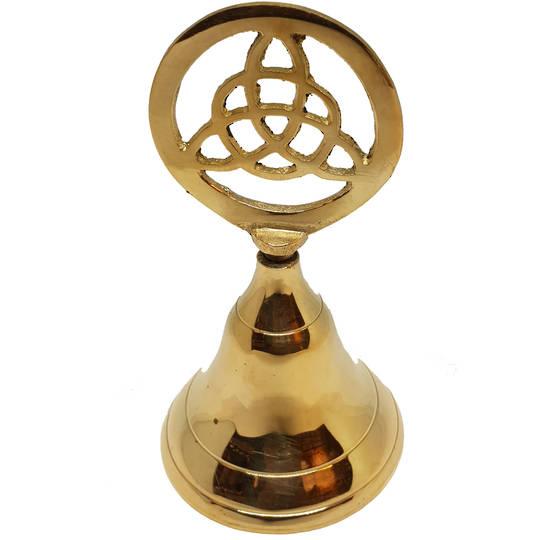 Celtic Triquetra Bell