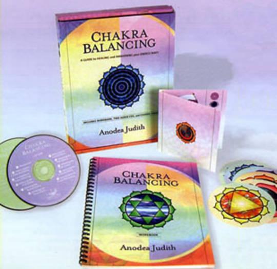 Chakra Balancing Kit by Anodea Judith