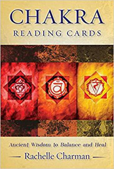 Chakra Reading Cards Ancient Wisdom to Balance and Heal