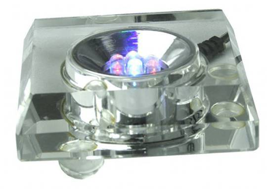 Crystal Display Light Square
