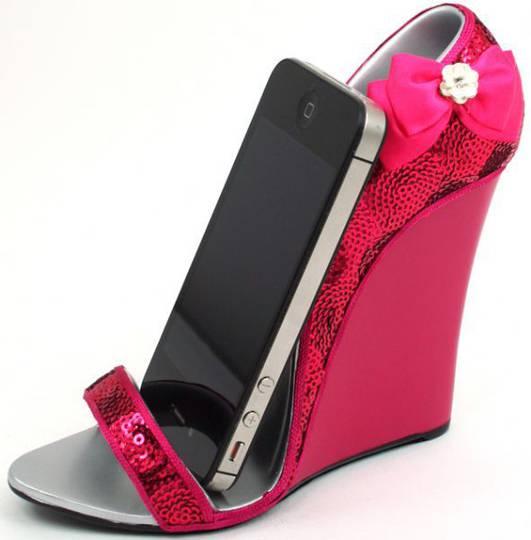Dazzling Cut Phone/Ipad Holder