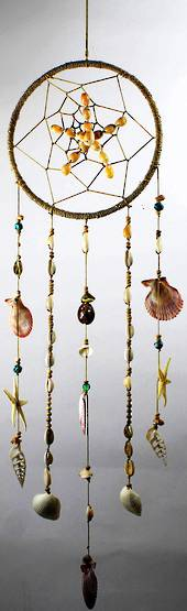 Dreamcatcher Seashell 16cm
