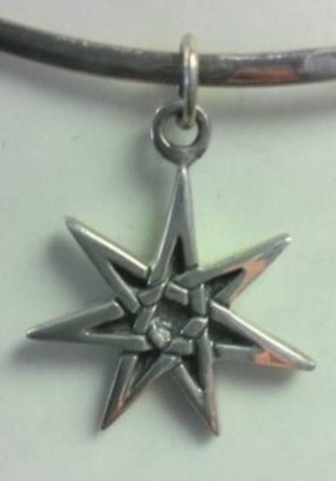 Elf Star Pendant