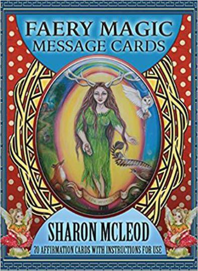 Faery Magic Message Cards