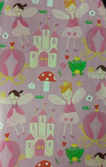Fairy Free Gift Wrap