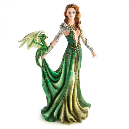 Green Dragon Warrior Princess