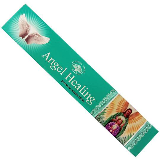 Green Tree Angel Healing Incense