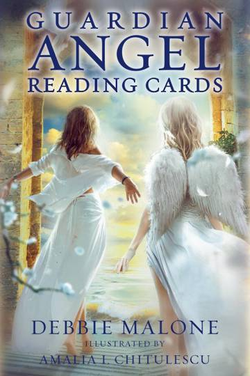 Guardian Angel Reading Cards by Debbie Malone and Amalia Chitulescu
