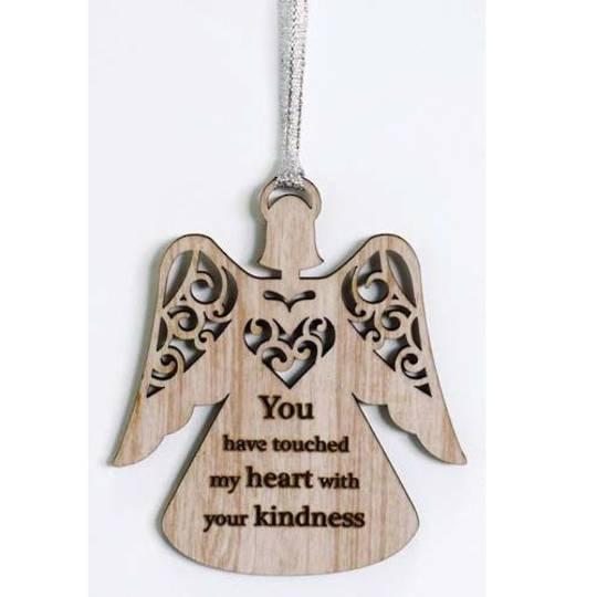 Hanging Angel Ornament Kindness