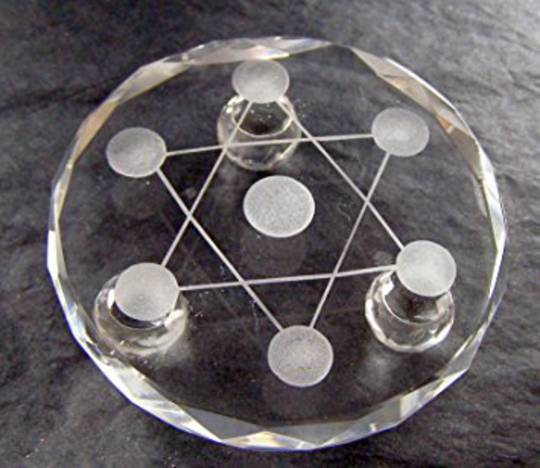 Hexagram Sphere Stand Large