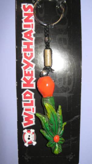 Leaf Keyring was $10 now $1