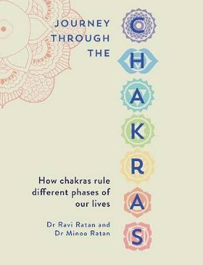 Journey Through the Chakras By Dr Ravi Ratan